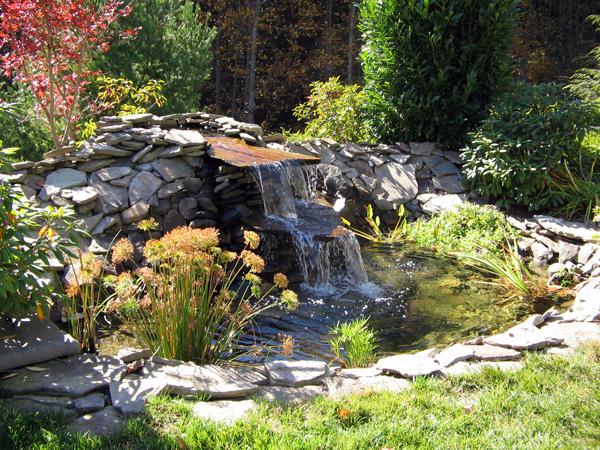 Wnc Landscaping Service Professional Landscape Design Irrigation And Installation Waynesville North Carolina
