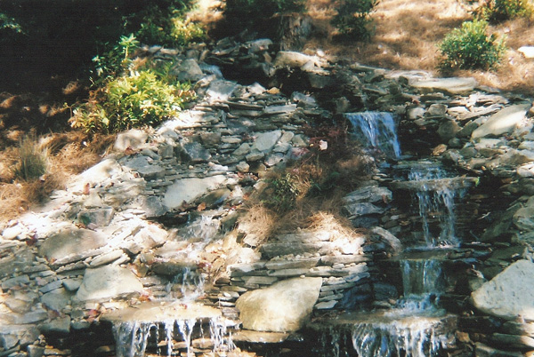 Ponds & Waterfalls